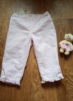 Классные штанишки benetton