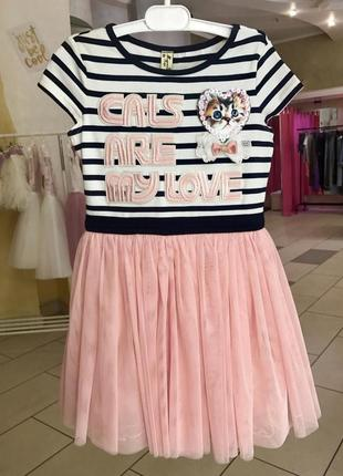 Классное платье для девочки