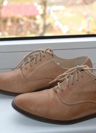 Стильные туфли-оксфорды kookai