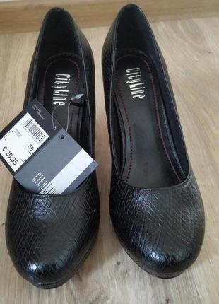 Новые туфли cityline( германия)