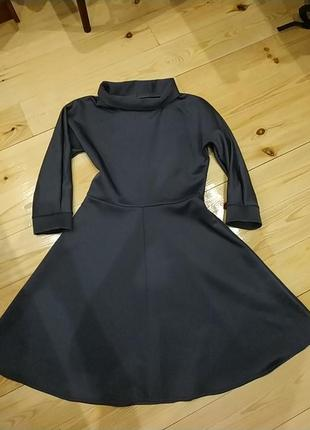 Платье без бирки.весна зима осень .