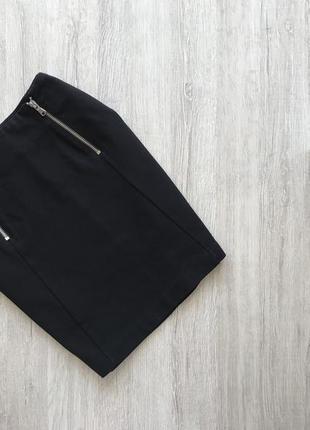 Актуальная классическая юбка с средней посадкой new look