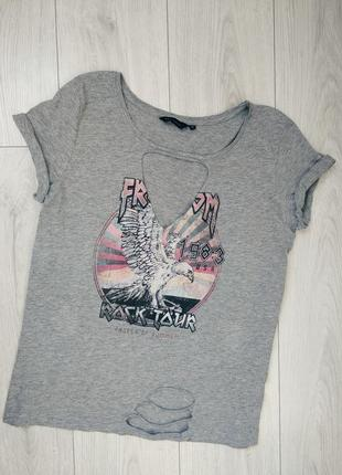 da74763286a Женские рок футболки 2019 - купить недорого вещи в интернет-магазине ...