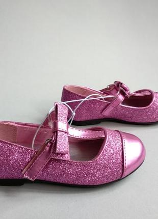 Туфли для девочки2 фото