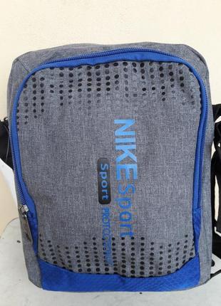 Спортивная сумка через плечо nike 5850
