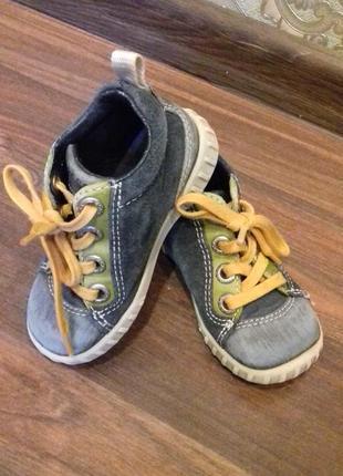 Ботинки еcco