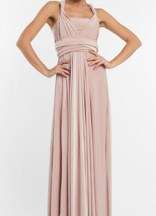 Платье трасформер