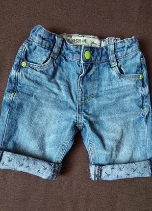 Denim co стильные джинсовые шорты
