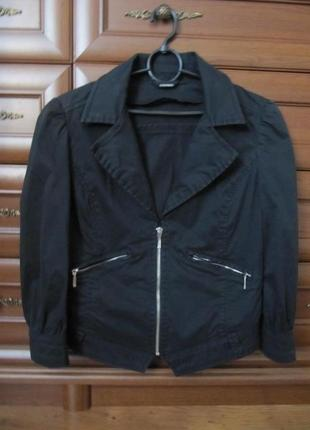 Куртка-пиджак от stefanel, италия