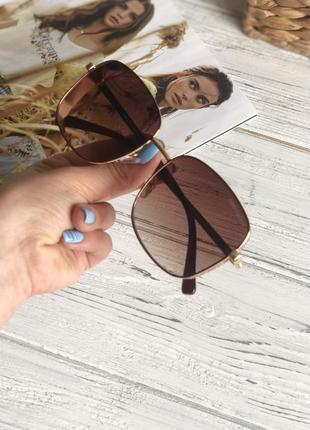 Очки маски кошечки солнцезащитные авиаторы капли райбан