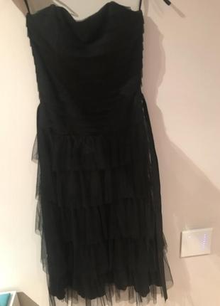 Вечернее, коктейльное платье, платье на выпускной angie, оригинал, s