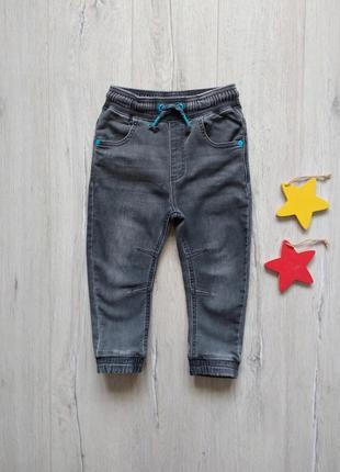 2-3 года, джинсы мягкие george.