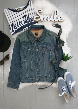 Джинсовая курточка №3