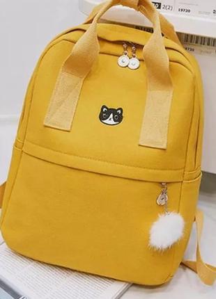 ee00194238fd Текстильные женские рюкзаки 2019 - купить недорого вещи в интернет ...