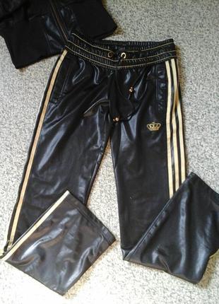 Модный костюм спортивный прогулочный костюм adidas оригинал р.s/m