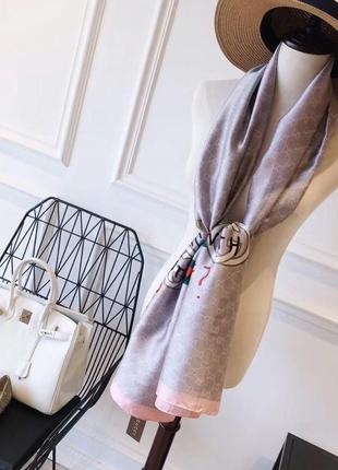 Новинка шарф палантин бренд2 фото