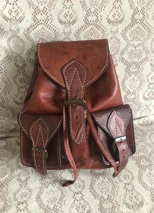 f92b851fc2dd Вязаная сумочка с вставками замши Hand Made, цена - 120 грн ...