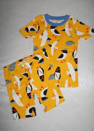 Пижама, комплект carters 5т/105-111 см