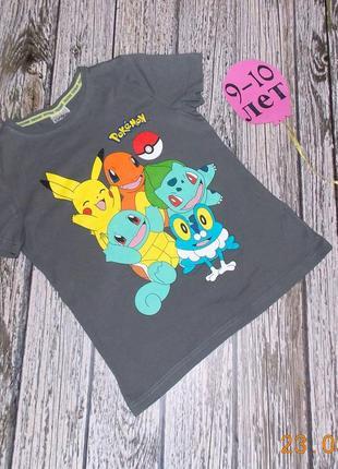 Фирменная футболка для ребенка 9-10 лет. 134-140 см