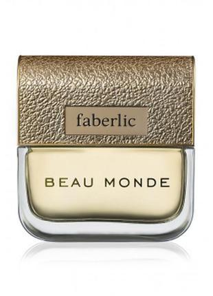 Шок цена! парфюмерная вода для женщин beau monde 50 мл