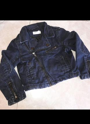 Косуха.джинсовка.байкерская куртка