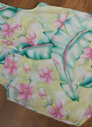 Новая стильная блузка блузон туника river island на 10 лет
