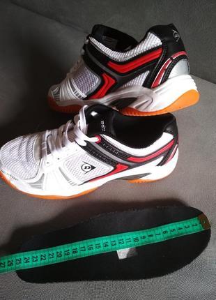 Кроссовки dunlop indoor, кроси, оригинал, футзалки, кросівки, бампи2 фото