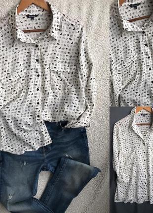 Красивая рубашка в идеале м/л