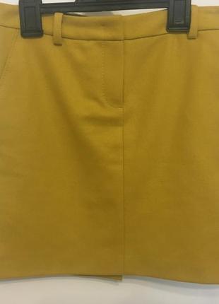 Шерстяная юбка marc o polo