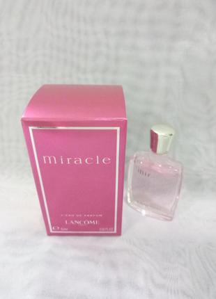 Lancome miracle женская парфюмированная вода 5мл,оригинал