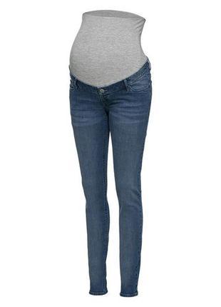 Джинси slim fit для вагітних
