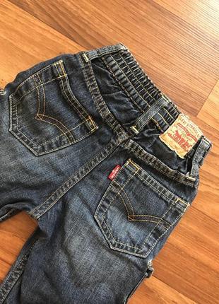Брюки джинсы штаны левис левайс на девочку 3мес