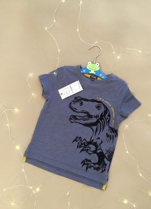 Двухсторонняя футболка kiabi для мальчика франция