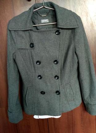 Пальто,  английский размер uk 14