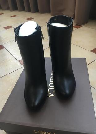 Кожанные ботинки laboca 36р5 фото