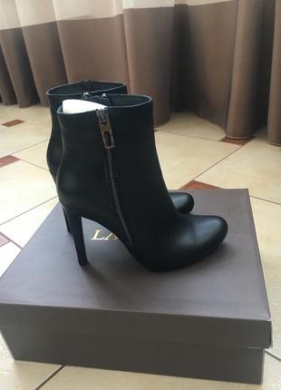 Кожанные ботинки laboca 36р1 фото