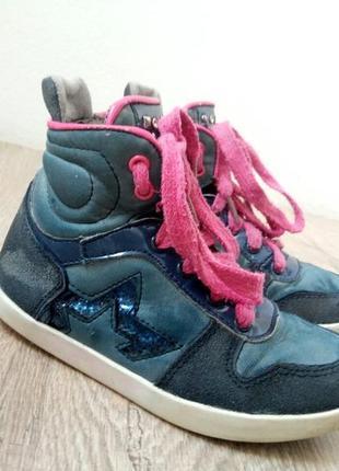 Ботинки - кеды - кроссовки демисезонные