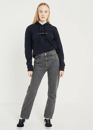 Новые прямые плотные джинсы calvin klein оригинал, аутлет