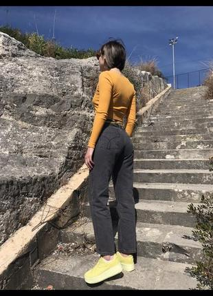 Новые прямые плотные джинсы calvin klein оригинал, аутлет3 фото