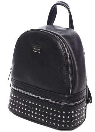 Рюкзак david jones чёрный