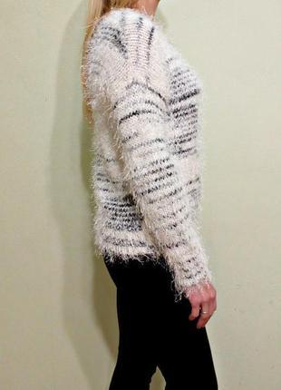 Пушистый свитер травка atmosphere4 фото