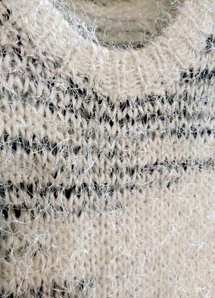 Пушистый свитер травка atmosphere5 фото