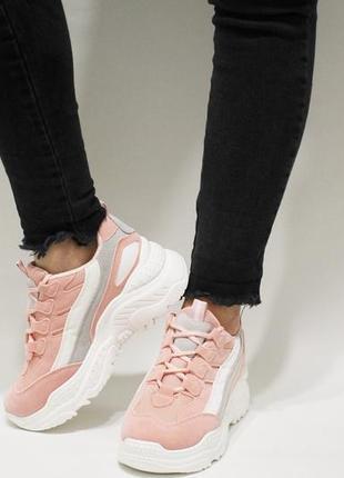 Акція!!! жіночі рожеві кросівки (кроссовки), розміри 38, 39.
