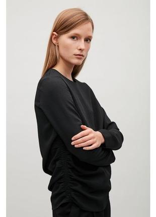 Блуза с кулиской cos 562514001