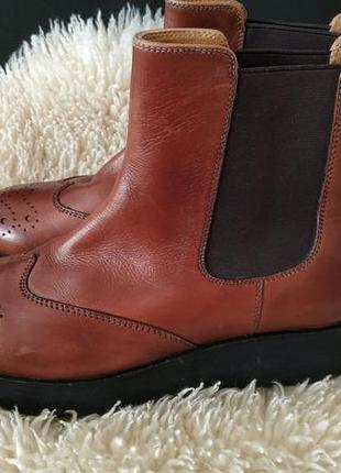 Louis norman ботинки челси