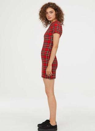 Міні плаття трикотажне h&m2 фото