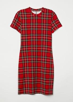 Міні плаття трикотажне h&m5 фото