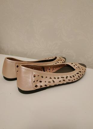 Женские балетки,женские туфли,туфли без каблука3 фото