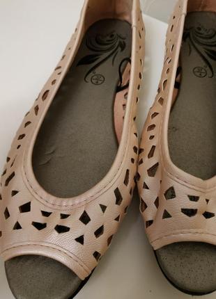 Женские балетки,женские туфли,туфли без каблука5 фото