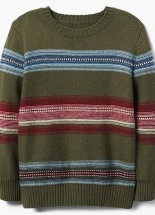 Кофта свитер для мальчика 5-7, 7-9,10-12 лет gymboree